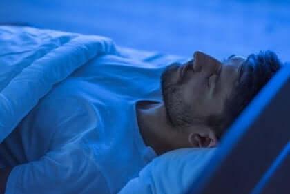 Søvnhygiene: Å lære å sove godt