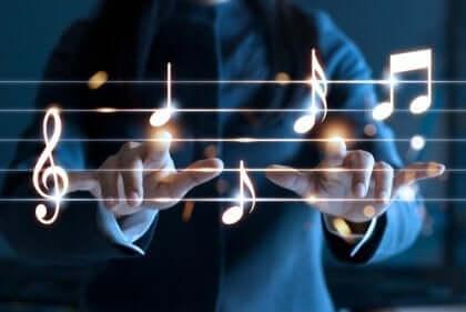 Effekten musikkterapi har på kroppen