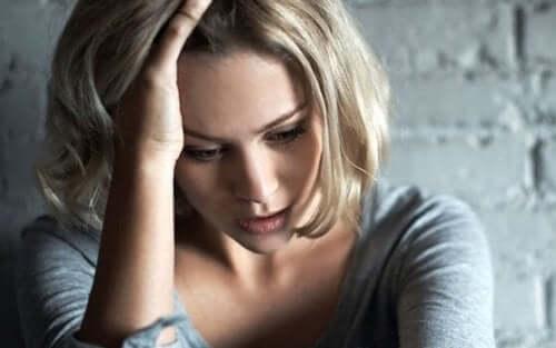 Angstinduserte brystsmerter er psyko-somatiske.