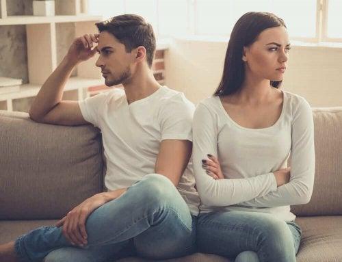 Et forhold med noen med aleksitymi er vanskelig for begge parter.
