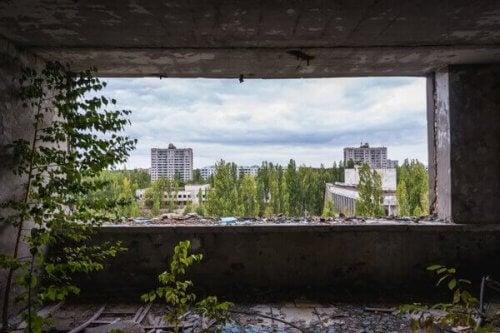 Svetlana Aleksijevitsj sin bok om Tsjernobyl er bannlyst i hennes hjemland.