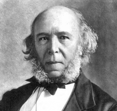 Herbert Spencer: Biografi og arbeid