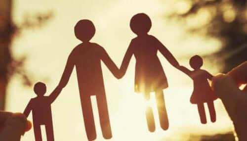 """Hvorfor erdet barn som """"slår opp"""" med foreldrene sine?"""