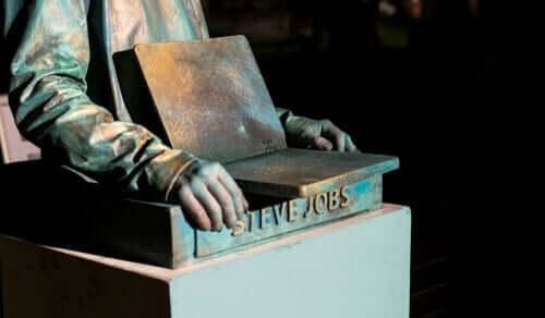 Steve Jobs nektet å gi slipp på drømmene sine.