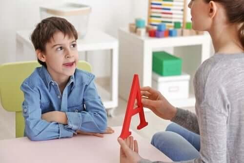 Spesifikke språkvansker hos barn