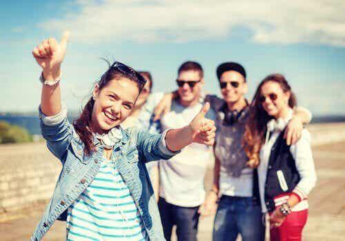 Å være glad på andres vegne kan også gjøre deg lykkelig