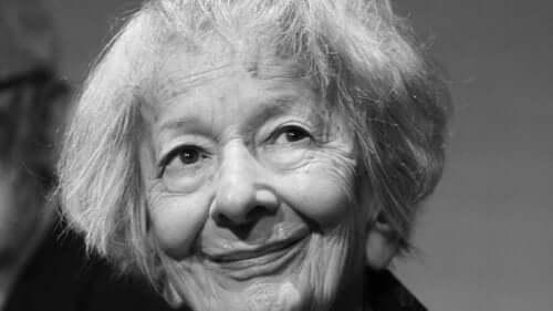 En eldre Szymborska