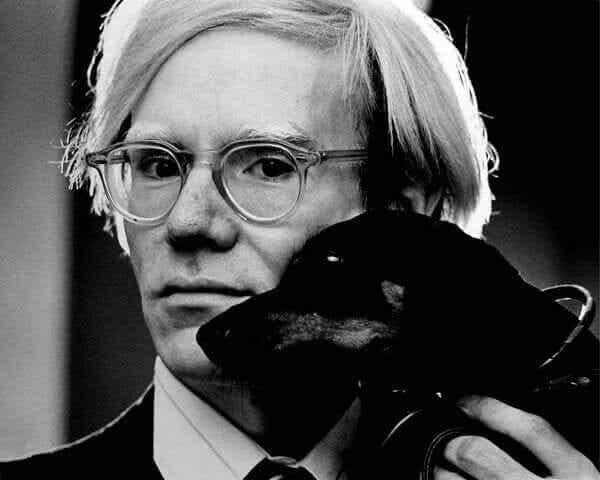 Andy Warhol og tidskapslene hans