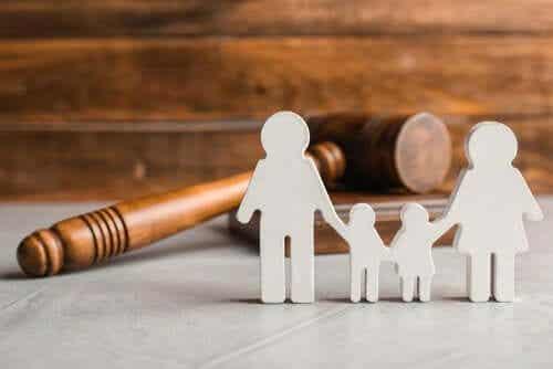 Felles foreldreansvar - De juridiske aspektene