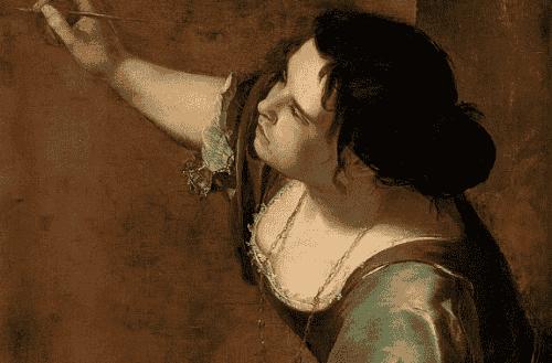 Artemisia Gentileschi: Biografien til en barokkmaler