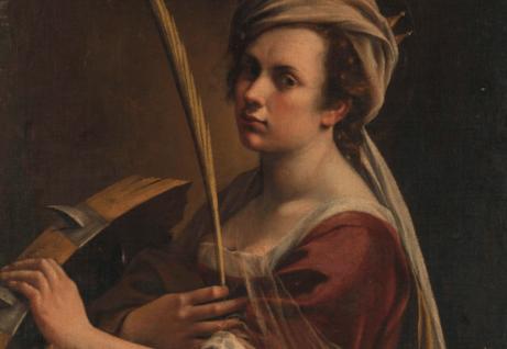Artemisia Gentileschi.