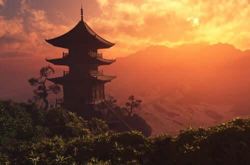 Bokuden: En vakker japansk historie