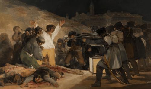 Et maleri av Francisco de Goya.