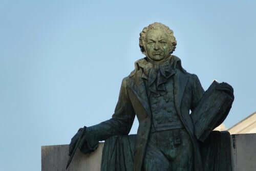Francisco de Goya: Biografien om en spansk maler