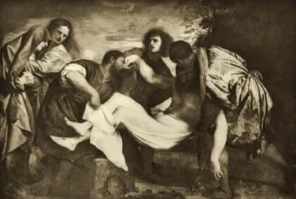 Biografien om den store italienske maleren Tizian