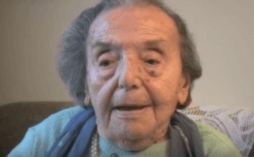 Alice Herz-Sommer ble hele 110 år gammel.