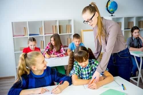 Endring i læreplanen for studenter