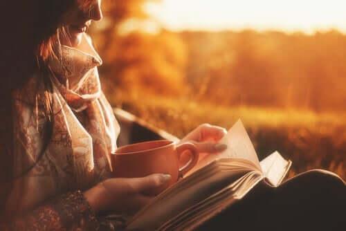 Fordeler med lesing har blitt godt dokumentert av forskere.
