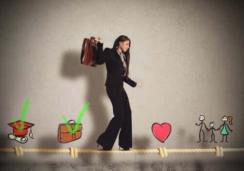 Balanse mellom arbeid og liv – produktivitet og lykke