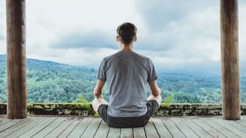 Empati og meditasjon.