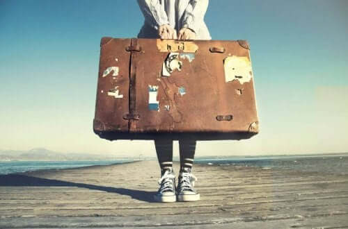 Å besøke ogå bo i utlandet, er to helt forskjellige ting.