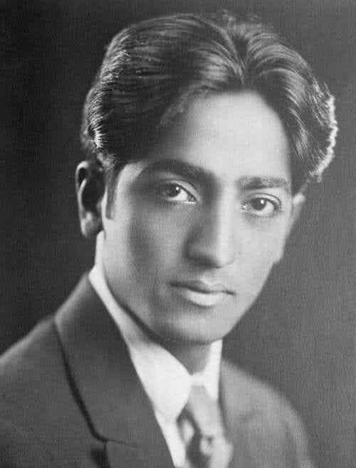 Jiddu Krishnamurti: Sannheten er et land uten veier
