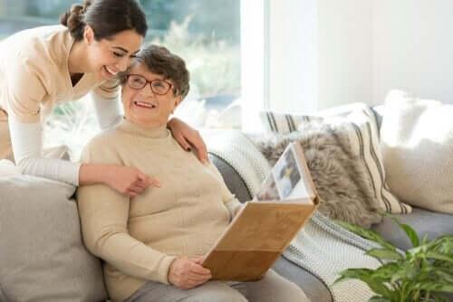Å snakke med mennesker med demens