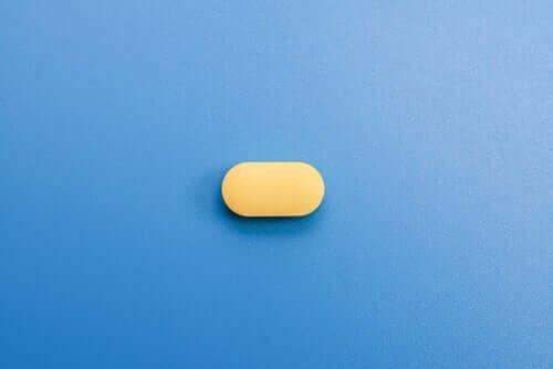 Gul pille