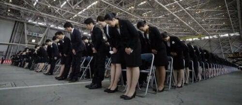 Japanske arbeidere