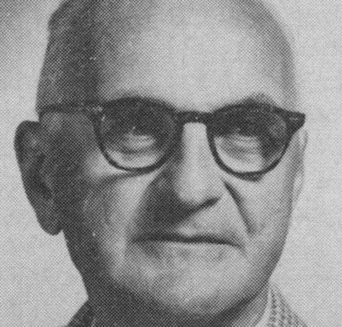 Donald Ewen Cameron, en psykiater som deltok i eksperimentene i prosjekt MKUltra.