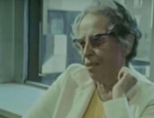 Hannah Arendt viet sin tid i Frankrike til å hjelpe folk på flukt fra Tyskland og nazismen.