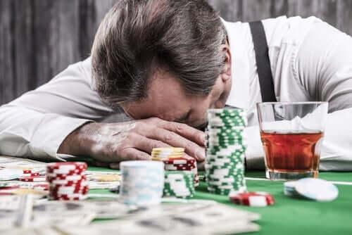 Patologiske gamblere – kognitive forvrengninger