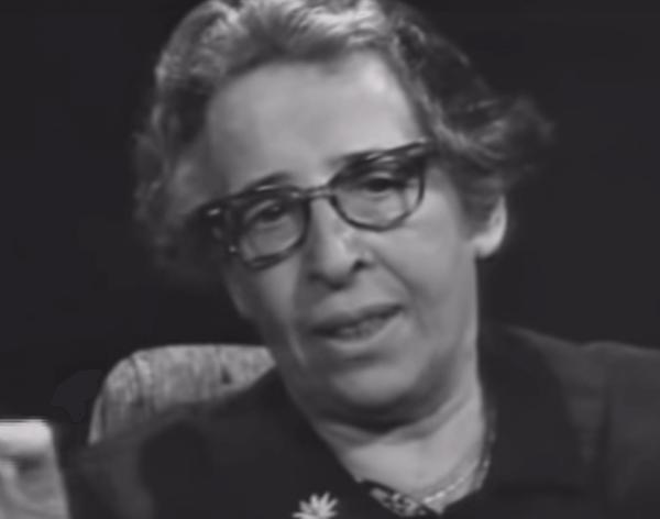 Hannah Arendt: en pluralistisk tenker