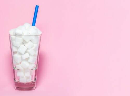 Junkfood har som regel veldig få næringsstoffer, men mye sukker.