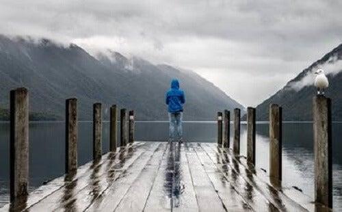 Frossen eller forsinket sorg: Smerter som blir kroniske