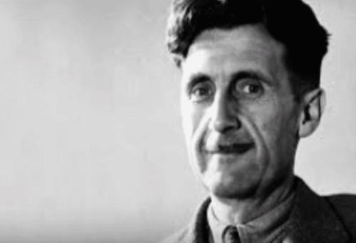 George Orwell: Biografi, språk og totalitarisme
