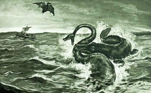 Jules Verne - en fremstilling av havet