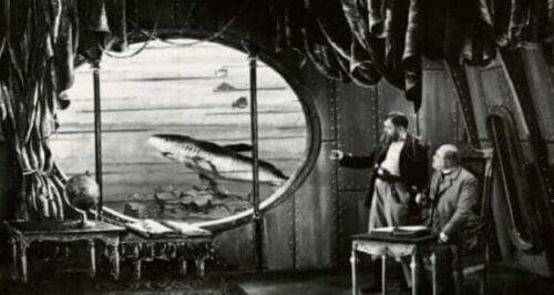 Jules Verne - ubåt