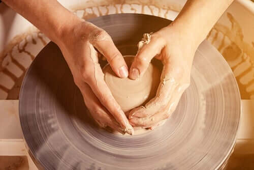 Å jobbe med hendene er bra for hjernen
