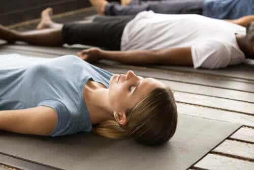 Ti vanskeligheter med puste- og avslapningsøvelser