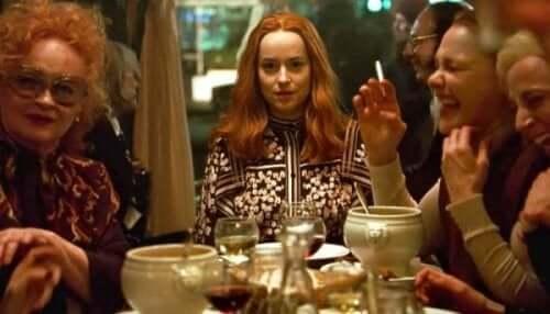 En scene fra filmen Suspiria