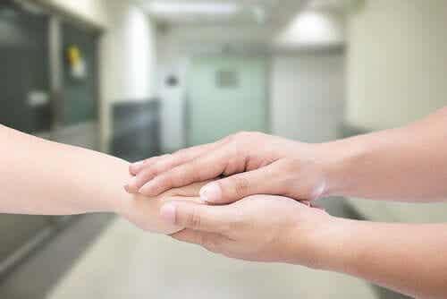 Psykososial støtte etter katastrofer