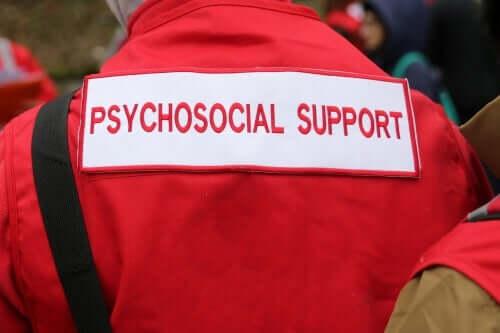 Psykososial støtte