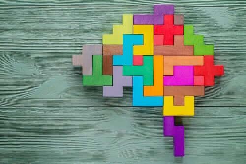 Tetris-hjerne