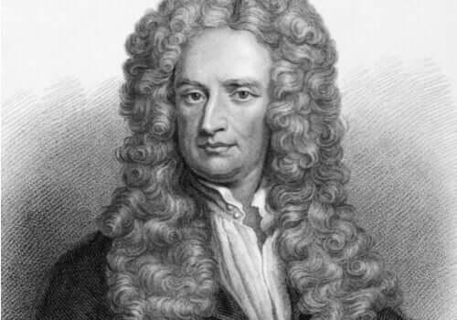 Isaac Newton, en mann av kontraster