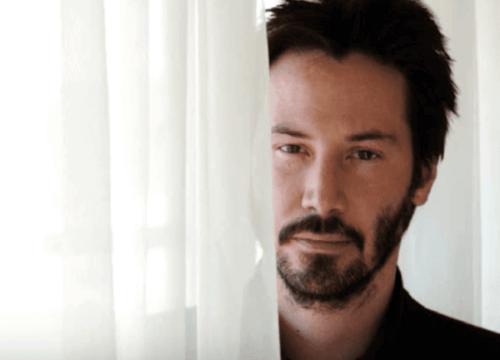 Keanu Reeves, en annerledes type kjendis