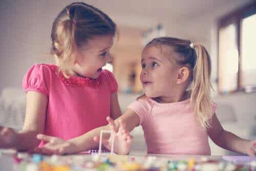 Utviklingen av empati i barndommen