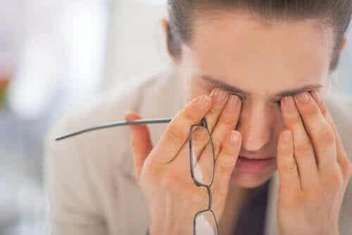 De mange sidene til arbeidsrelatert utmattelse