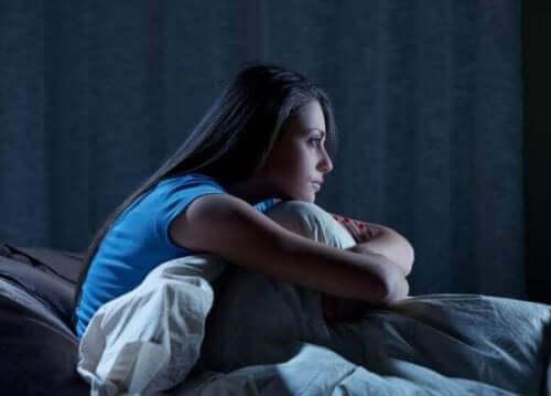 Behandling for søvnløshet vil ofte først fokusere på søvnhygiene.