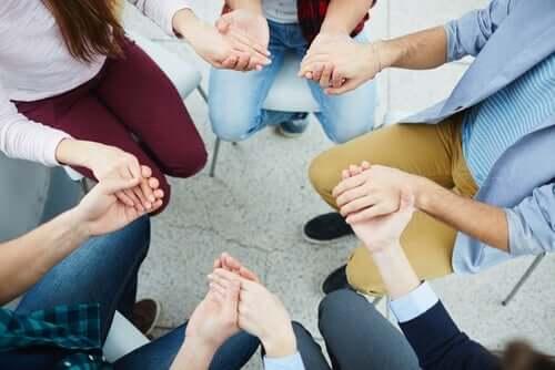 Psykososial rehabilitering: Rekonstruering av liv
